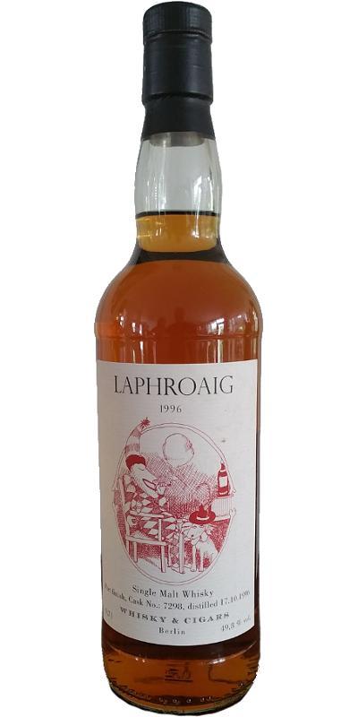 Laphroaig 1996 W&C