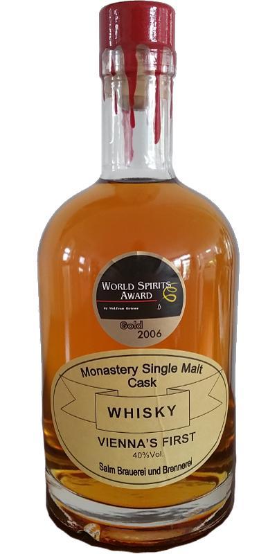 Salm Bräu Monastery Single Malt Cask Whisky