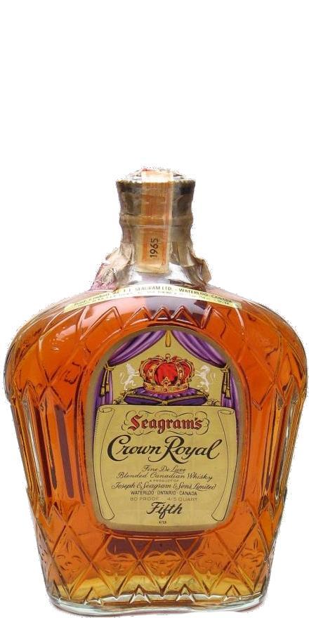 Crown Royal Fine De Luxe
