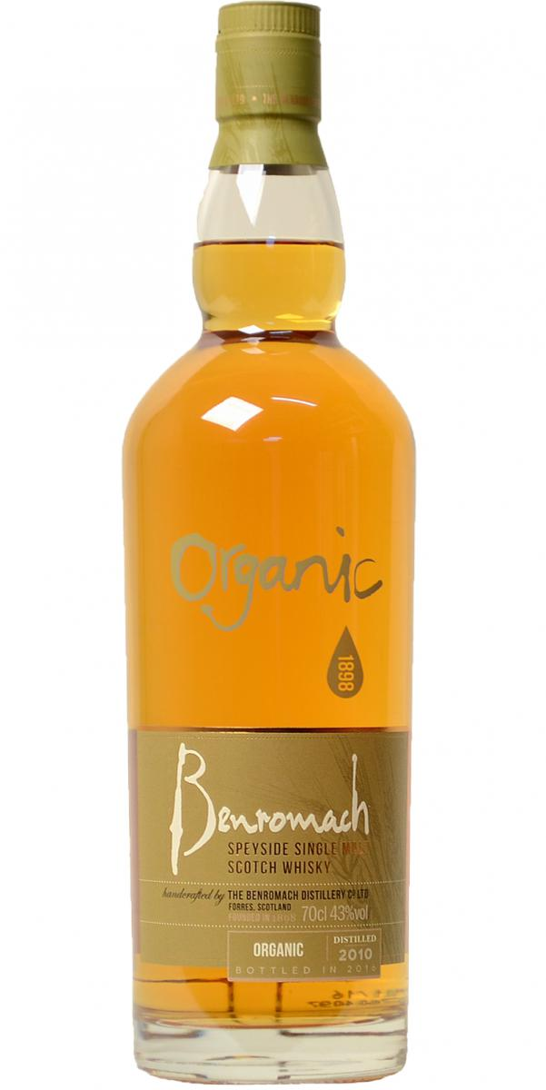 Benromach 2010