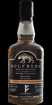 Wolfburn The Kylver Series