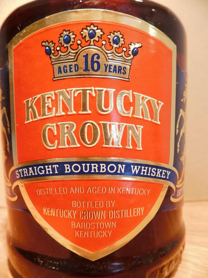 Kentucky Crown 16-year-old