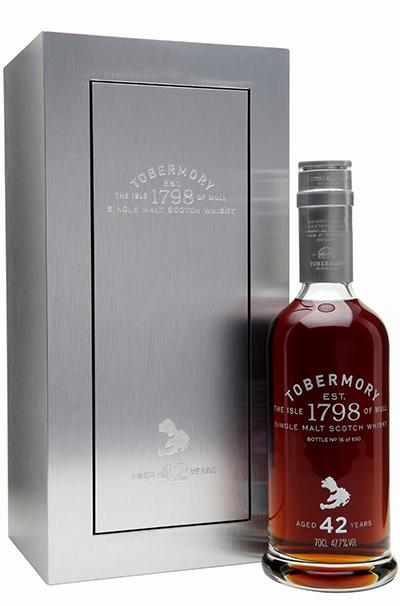 Tobermory 42-year-old