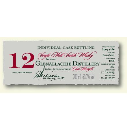 Glenallachie 1995 DR