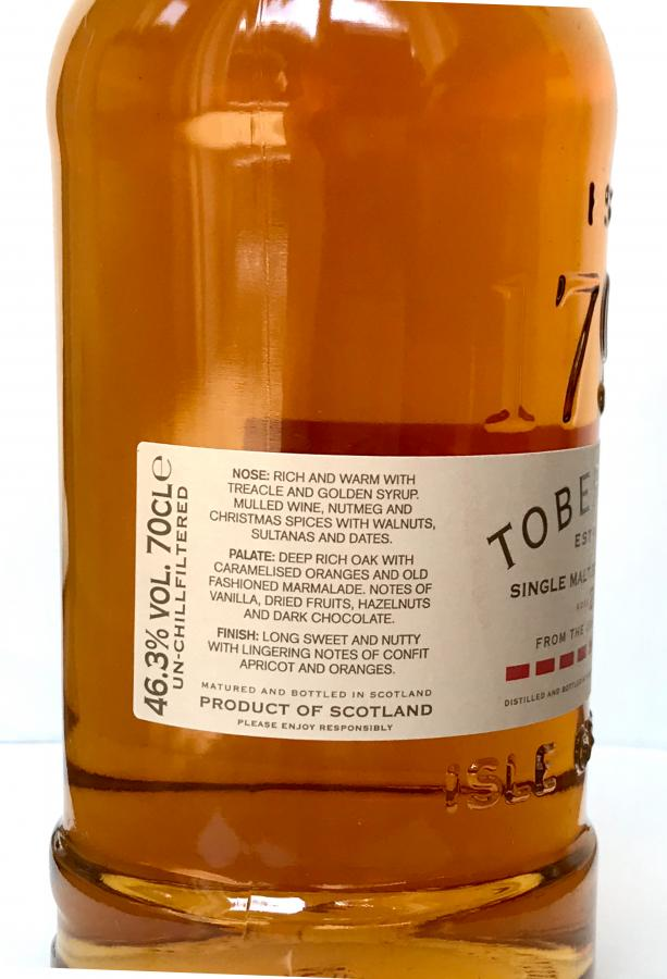 Tobermory 20-year-old