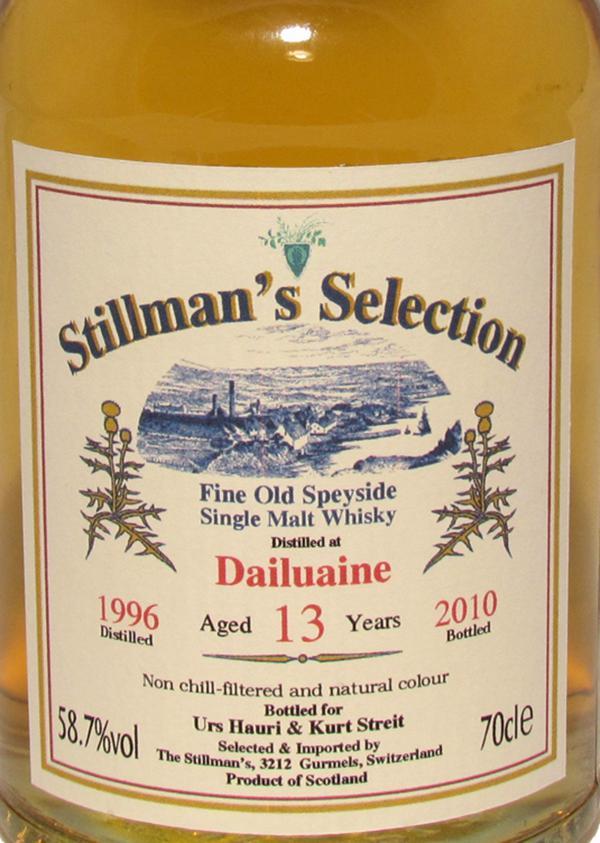 Dailuaine 1996 Stm