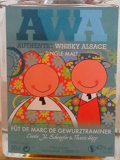 AWA Cuvée Gewurztraminer Als