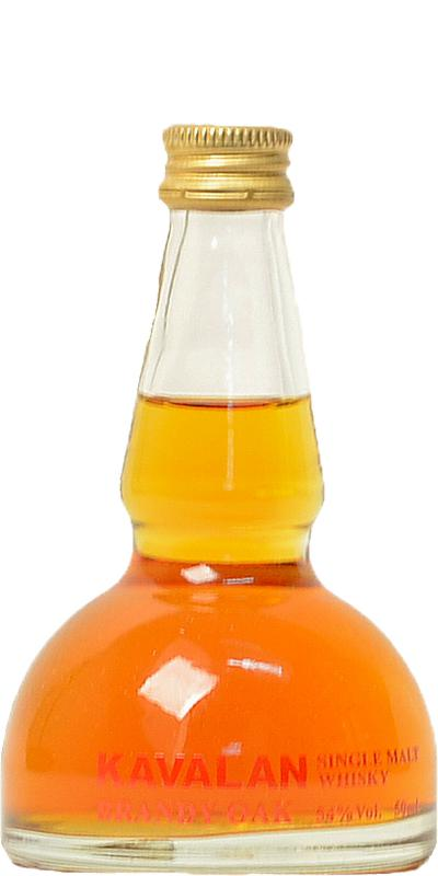 Kavalan Brandy Oak