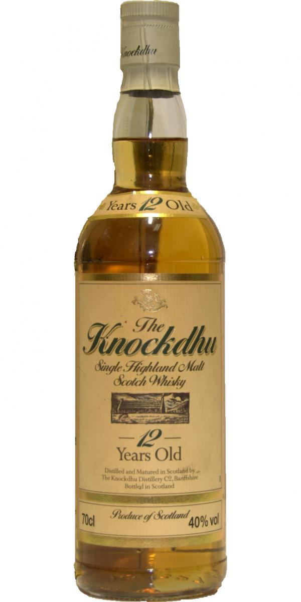 Knockdhu 12-year-old