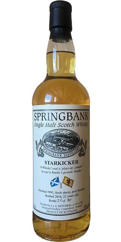 Springbank 1995