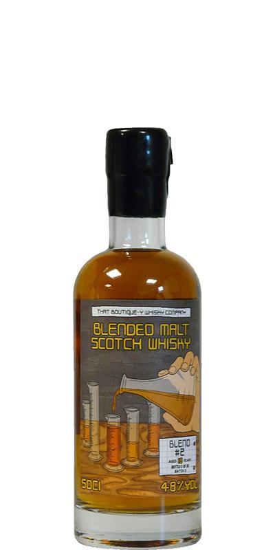Blended Malt Scotch Whisky #2 TBWC