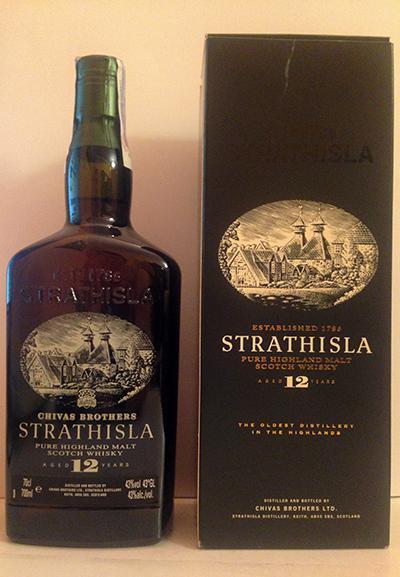 Strathisla 12-year-old