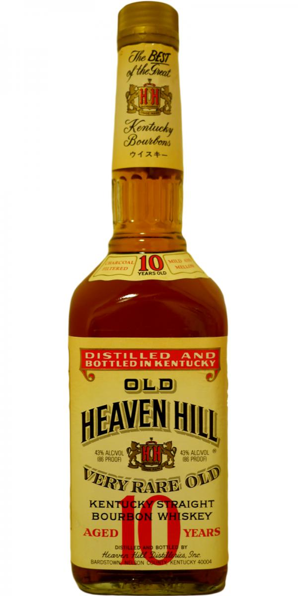 Gas Bottle Prices >> Old Heaven Hill 10-year-old - Ratings and reviews - Whiskybase