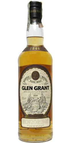 Glen Grant 10-year-old Pure Malt
