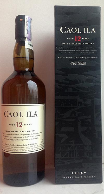 Caol Ila 12-year-old