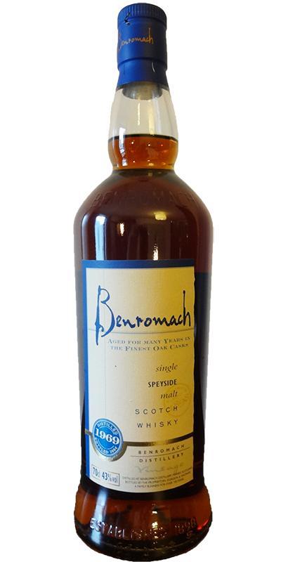 Benromach 1969