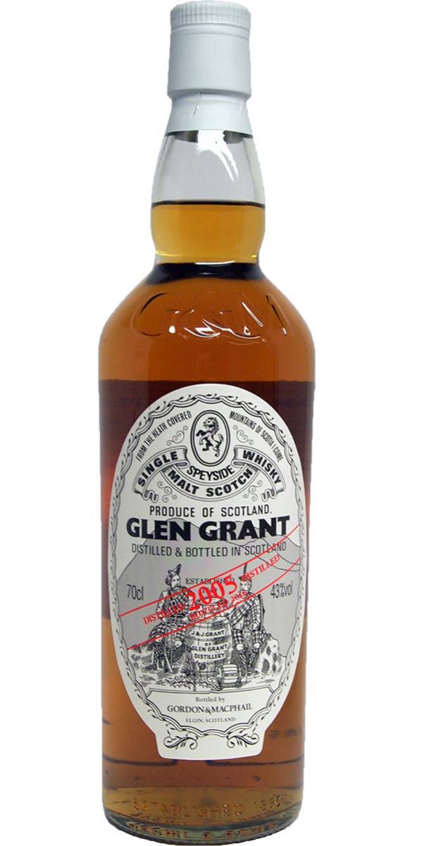 Glen Grant 2005 GM