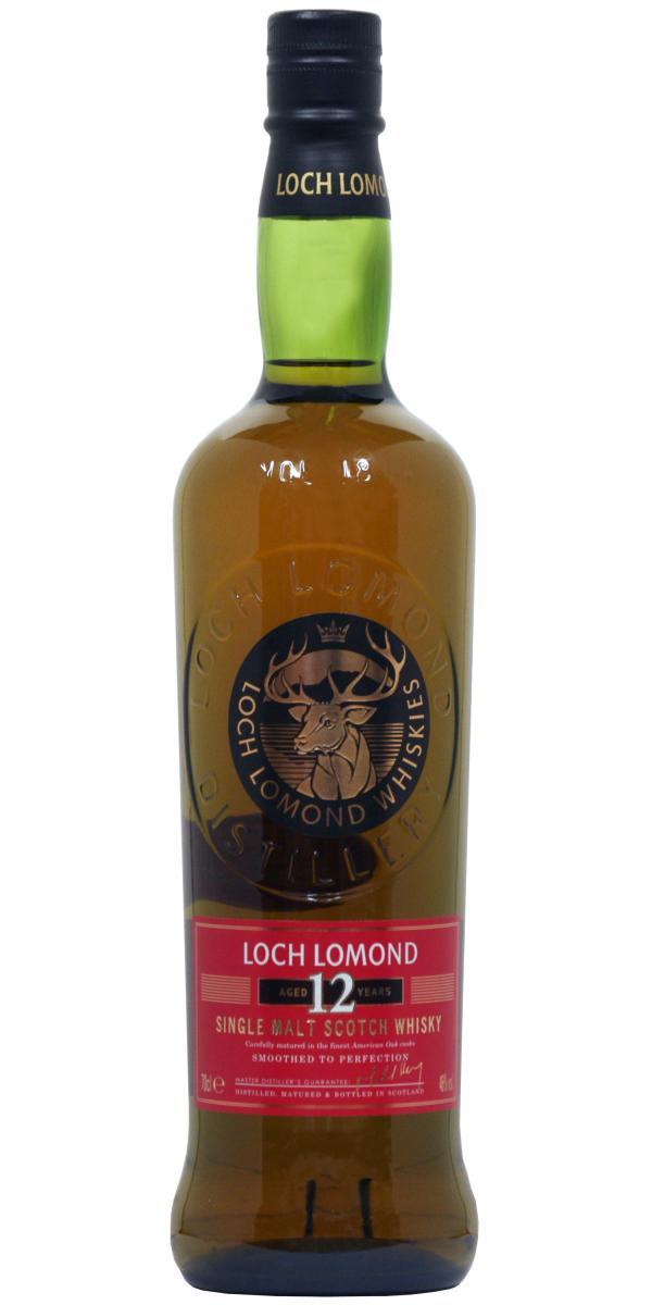 Loch Lomond 12-year-old