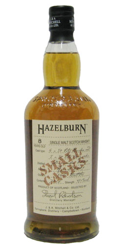 Hazelburn 2000
