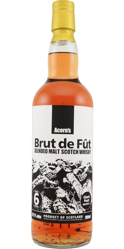 Brut de Fût 06-year-old