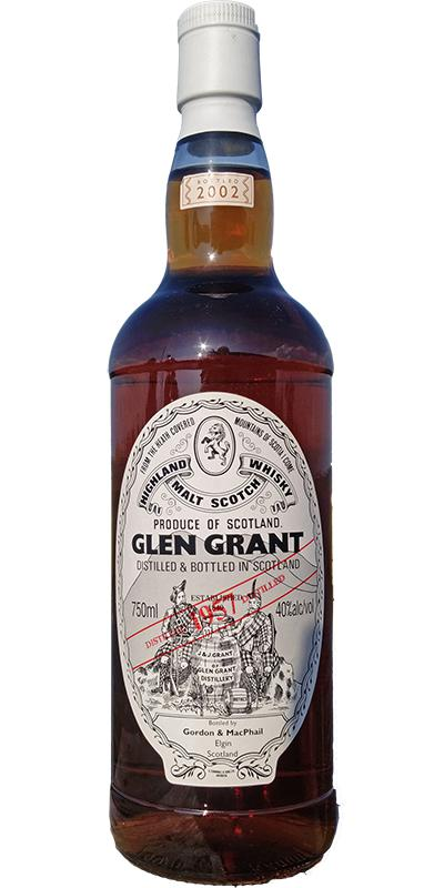 Glen Grant 1957 GM