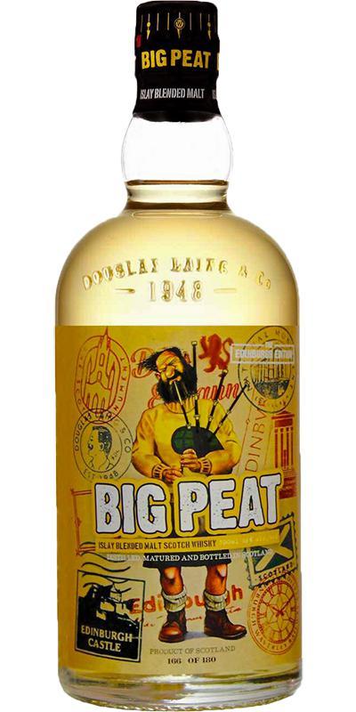 Big Peat The Edinburgh Edition DL