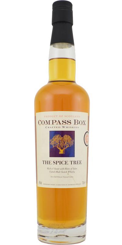 Spice Tree Inaugural Batch Limited Edition CB