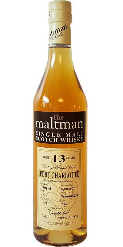 Port Charlotte 2002 MBl