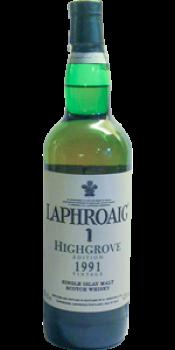 Laphroaig 1991