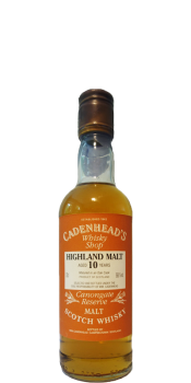 Highland Malt 10-year-old CA