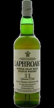 Laphroaig 11-year-old