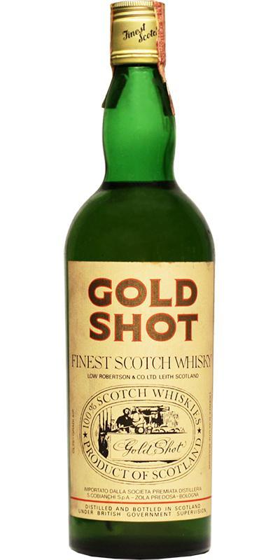 Gold Shot Finest Scotch Whisky