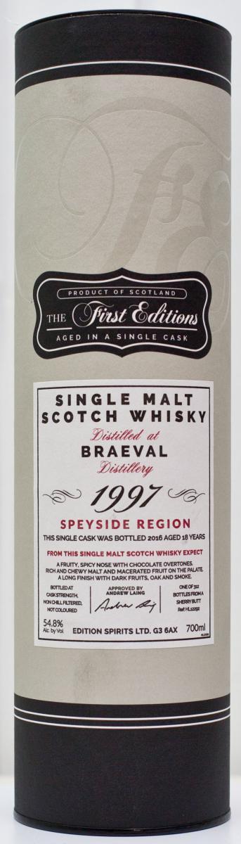 Braeval 1997 ED