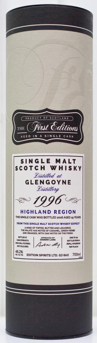 Glengoyne 1996 ED