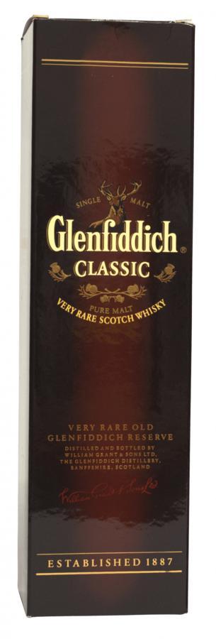 Glenfiddich Classic