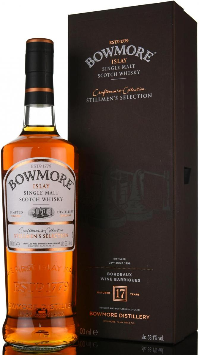Bowmore 1998 Craftsmen's Collection