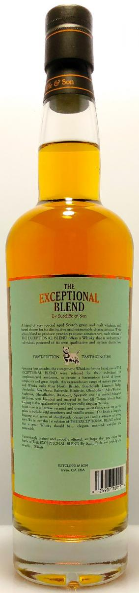 The Exceptional Blend - 1st Edition