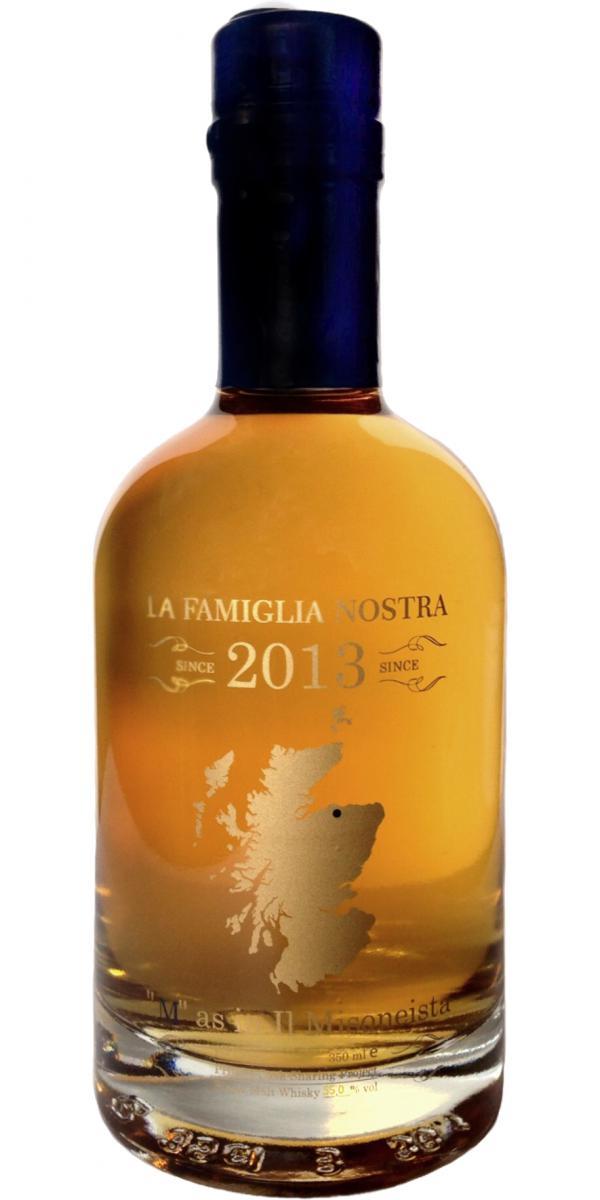 """La Famiglia Nostra """"M"""" as in Il Misoneista"""