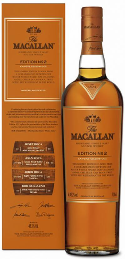 Macallan Edition No. 2