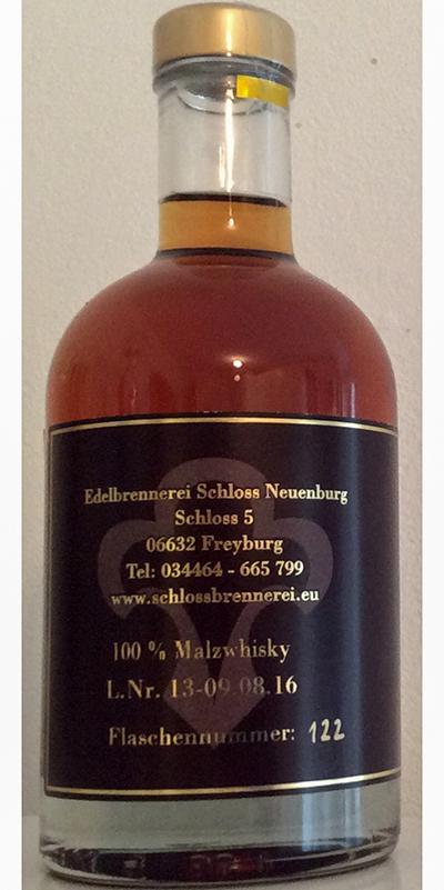 Schlosswhisky 2013