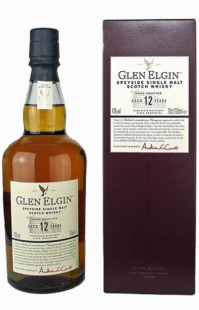 Glen Elgin 12-year-old