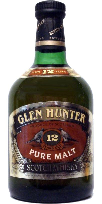 Glen Hunter 12-year old