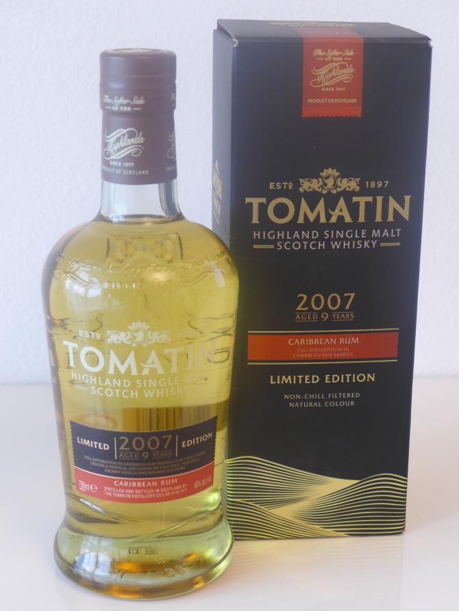 Tomatin 2007