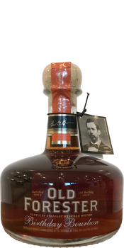 Old Forester 2004 - Birthday Bourbon