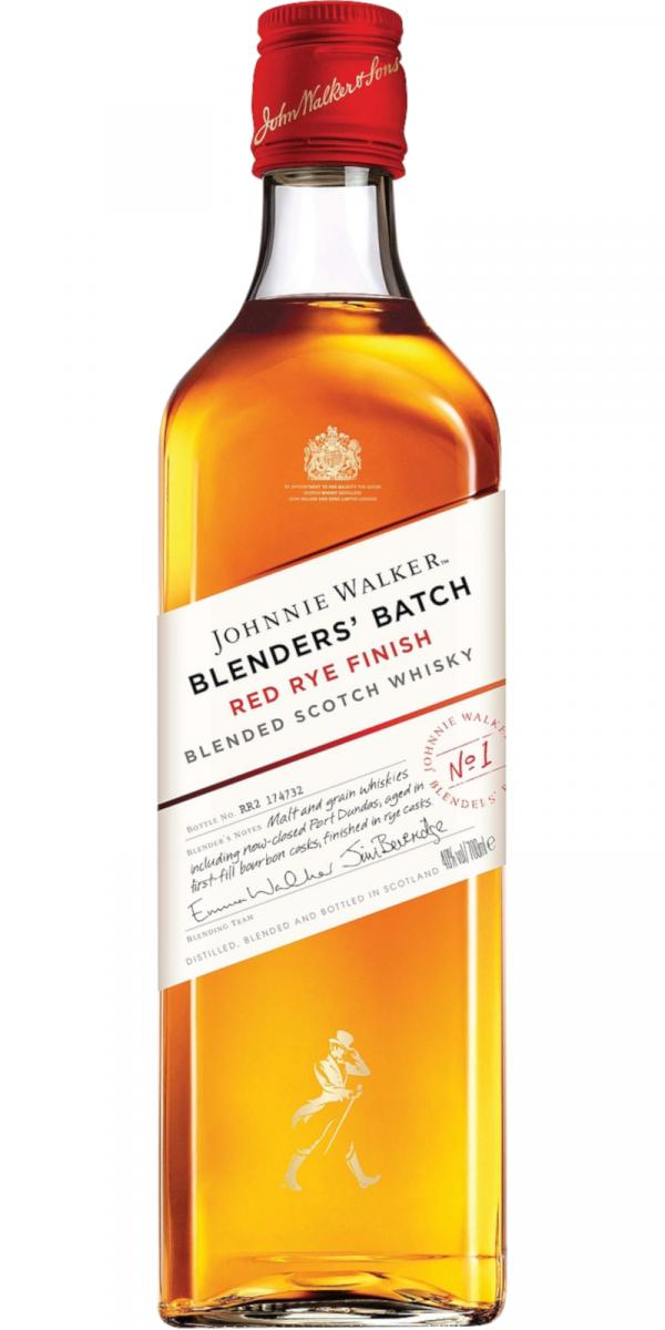 Johnnie Walker Blenders' Batch No. 1