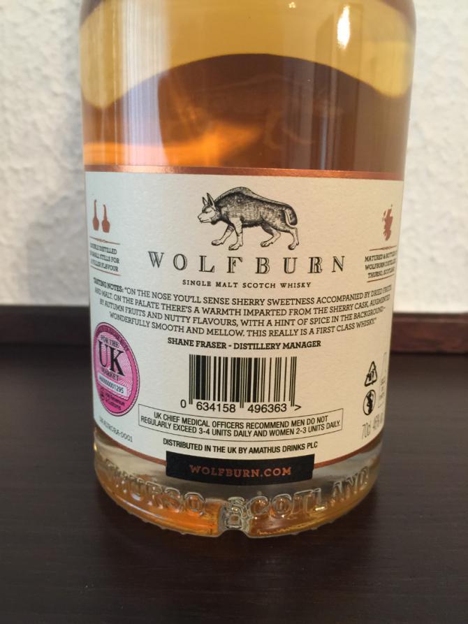 Wolfburn Aurora