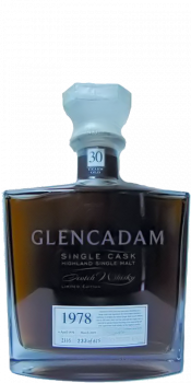 Glencadam 1978