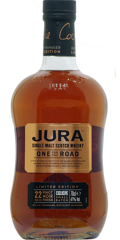 Isle of Jura One for the Road