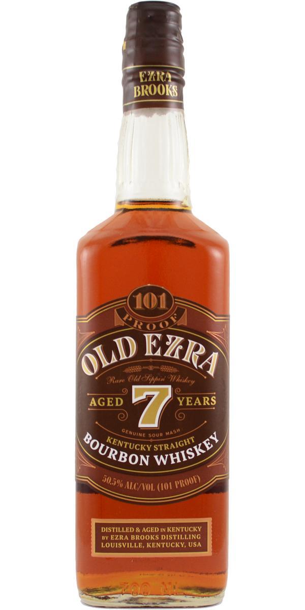 Old Ezra 07-year-old