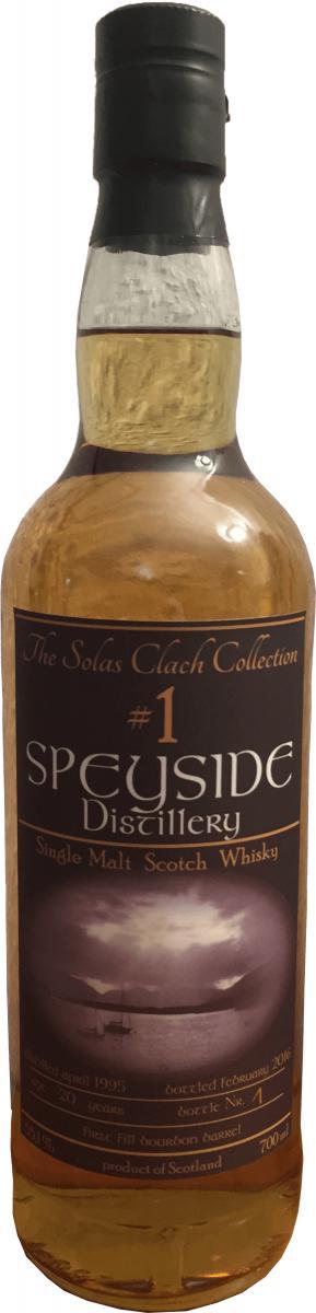 Speyside Distillery 1995 WL